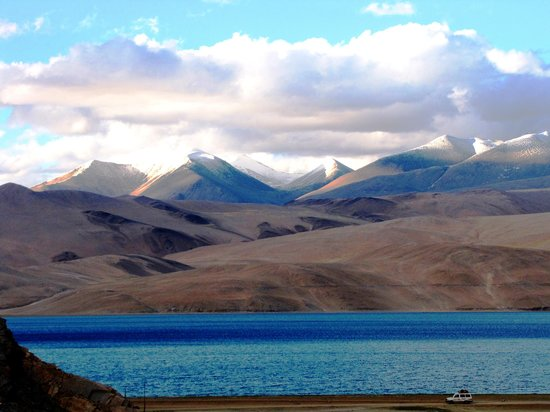 Ladakh, Indien: Tso Moriri