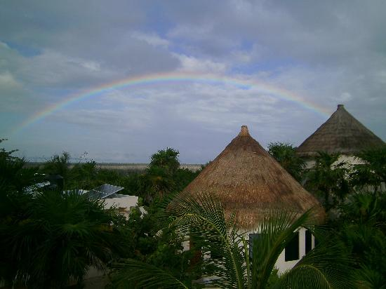 Balamku Inn on the Beach: Balamku Rainbow