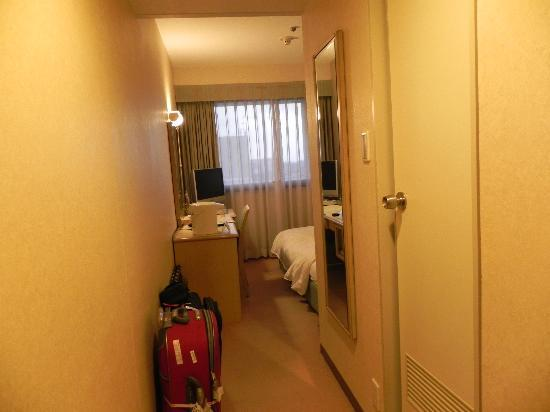 โรงแรมคาราสุม่า เกียวโต: Room