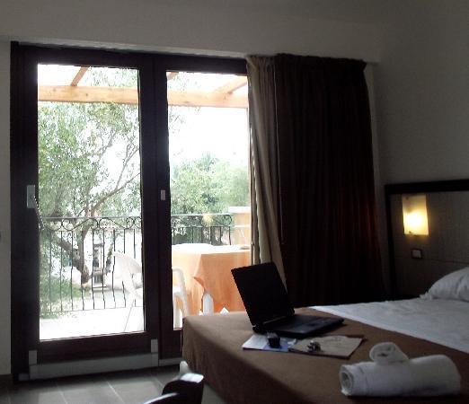 بارك هوتل سيلنتو: Park Hotel Cilento interno camere