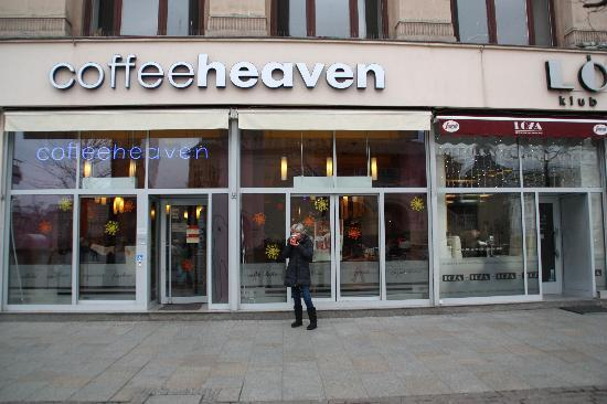 Coffeeheaven: Coffee auch mal to go