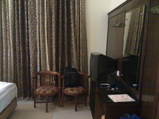 Hotel Jiwan Plaza : room