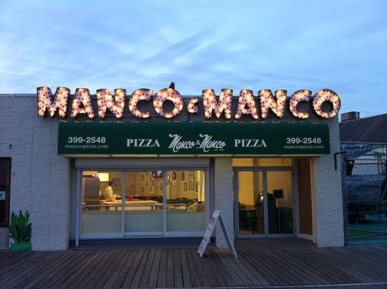 Manco & Manco Pizza - The First and Last Name in Pizza