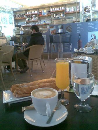 B&B Hi Valencia Cánovas: my choice for breakfast