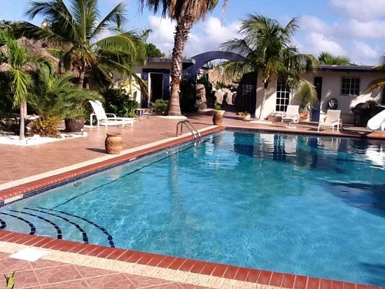 Club Arias B&B: the pool