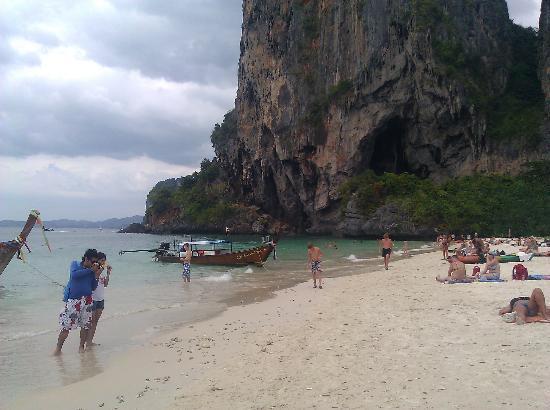 Phra Nang Beach: Phra Nang