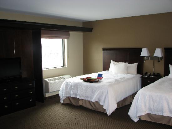 Hampton Inn & Suites Omaha - Downtown : Room 1