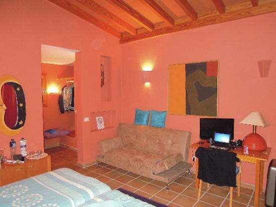 Vilaflor, สเปน: room