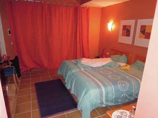 Hotel Alta Montana: room