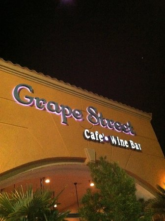 Grape Street Restaurant Las Vegas Nv