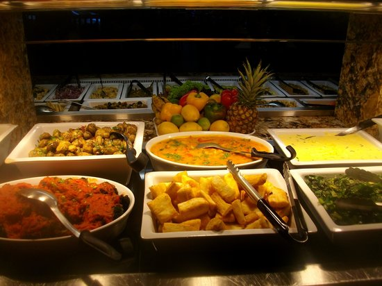 Viva Brazil: A selection from the buffet