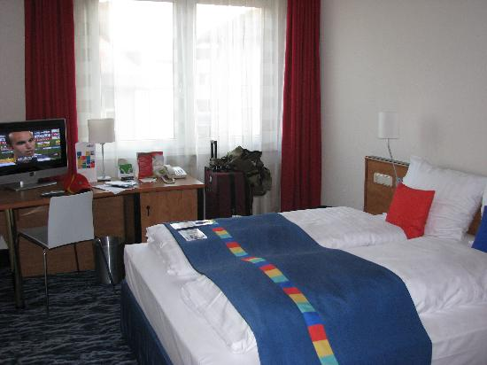 Park Inn by Radisson Nuremberg: Park Inn - Room