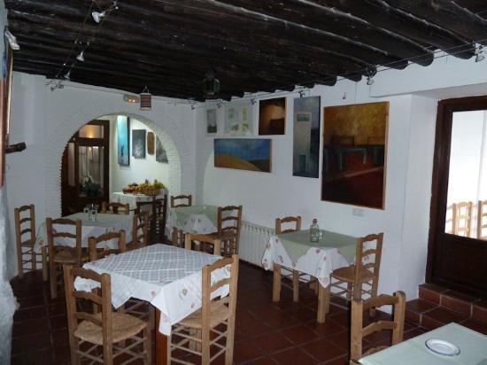 Hotel La Seguiriya: Dining room again