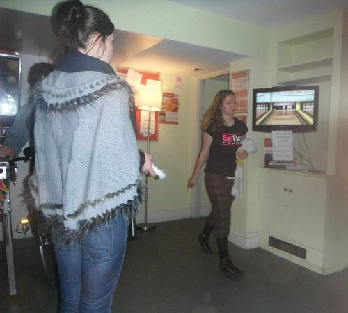 Brighton Youth Hostel by the Sea: Games area 2