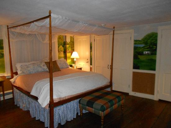 Stonecroft Country Inn: Stonecroft room