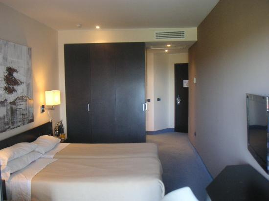 IFA Faro Hotel: Zimmerblick 2