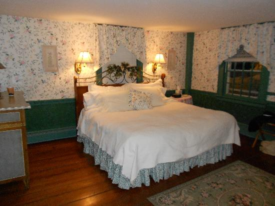 Stonecroft Country Inn: Orchard room