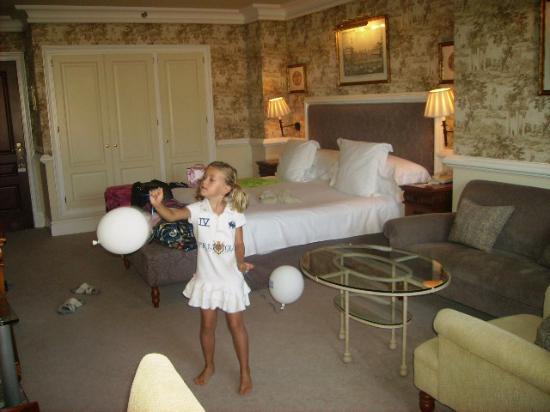 Villa Padierna Palace Hotel: nuestra habitacion