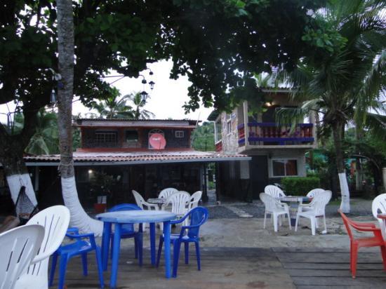 Isla Grande, Panama : Frente