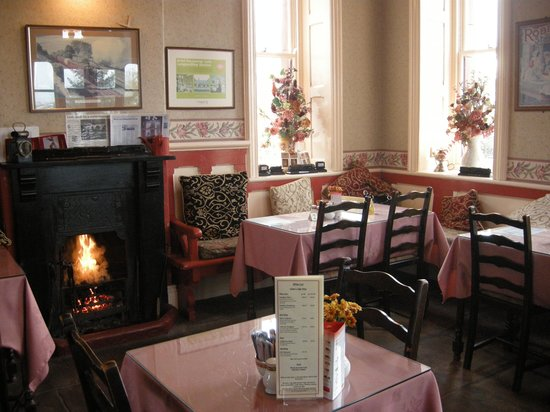 Langwathby, UK: Main Tearoom
