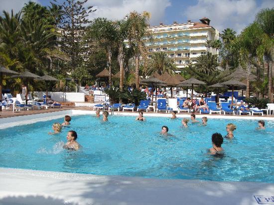 Melia Tamarindos: piscinas