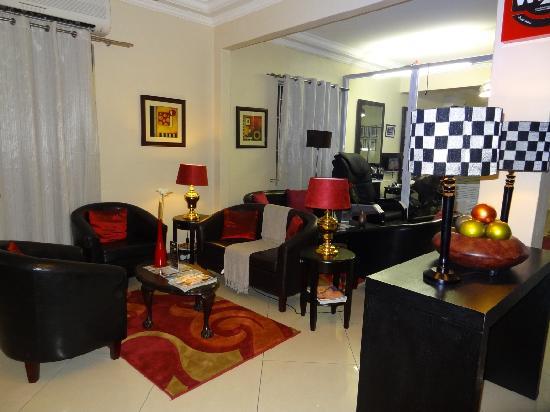 Andaluz Boutique Hotel : lounge