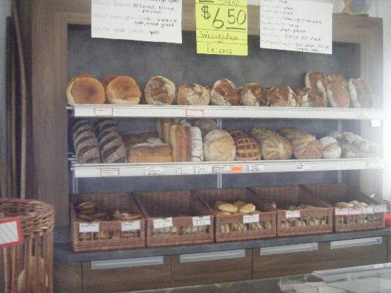 JB's German Bakery and Cafe: Daily Bread Selections