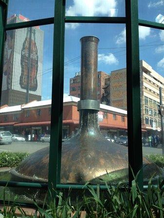 SAB World of Beer Bild