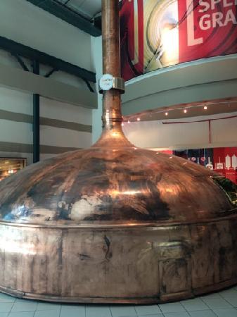 SAB World of Beer.