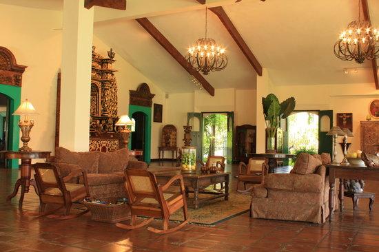 Hotel El Convento: Lobby El Altar