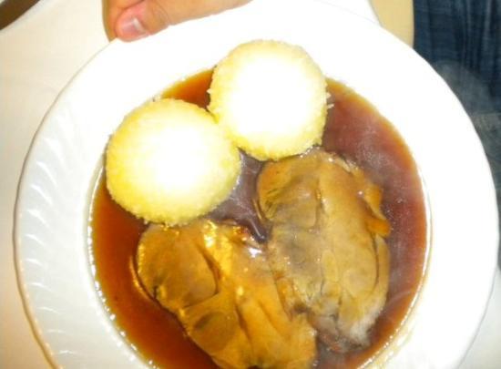 Goldenes Lamm: Ottimo arrosto di maiale...