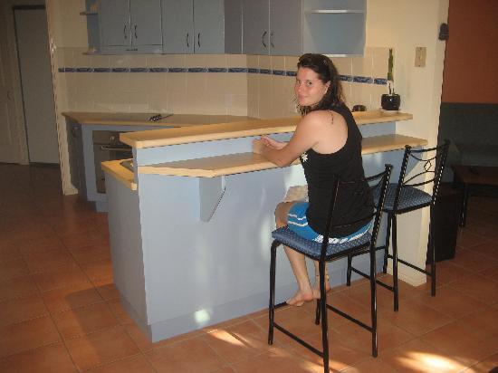 Grange Resort Hervey Bay : Open Plan Living