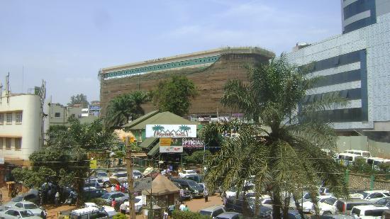 Aponye Hotel: balcony