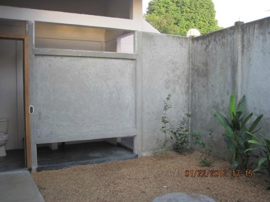 Cabinas Tropicales: PRIVATE GARDEN AREA