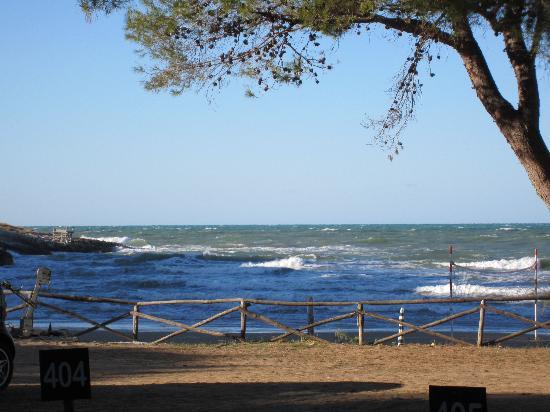 Crovatico Centro Vacanze: spiaggia