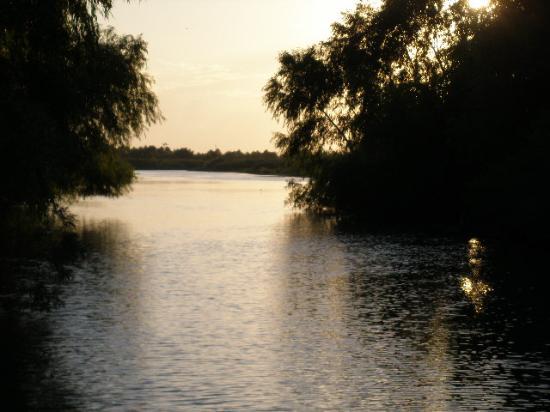 Boothville, Louisiane : LA Bayou