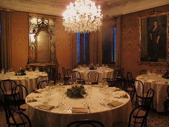 Ca' Zanardi: Dining Room
