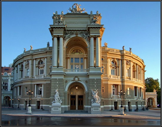 how to call odessa ukraine