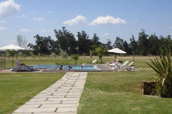 Regency Park Hotel + Spa: Jardin
