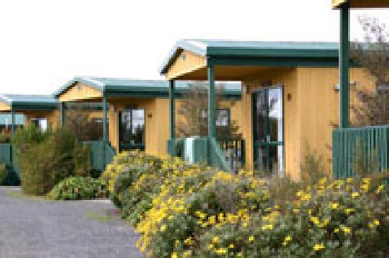 Miranda Holiday Park: Spacious, high standard motel units