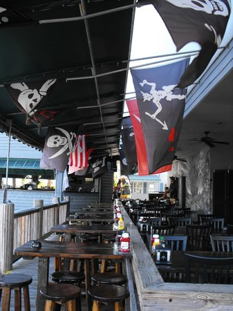 The Pirate Republic Bar, Seafood & Grill