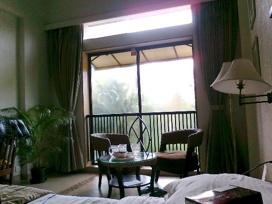 Neelams The Grand: My Morning Wid Rain Outside