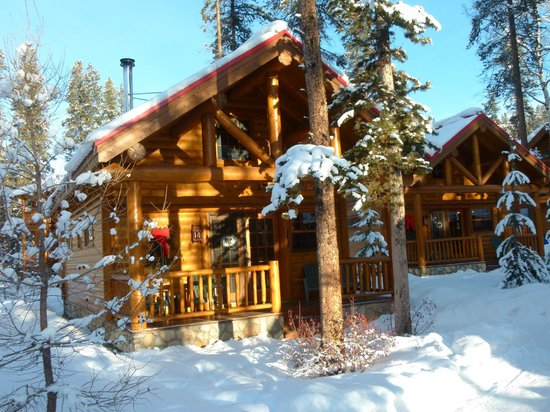 Baker Creek Mountain Resort: One of the many Cabins  # 15?