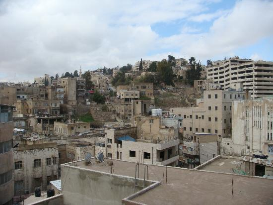 Farah Hotel : Another view from the room