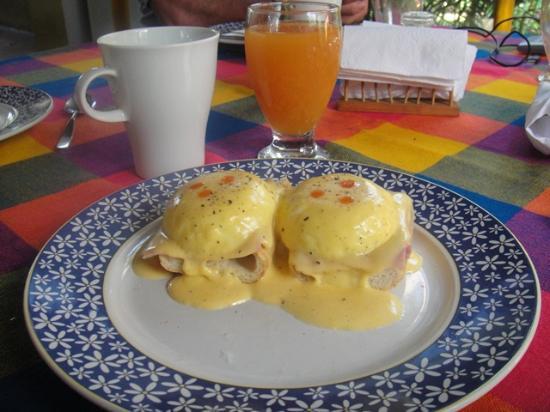 Villa Don Manuel: Mmm.. desayuno