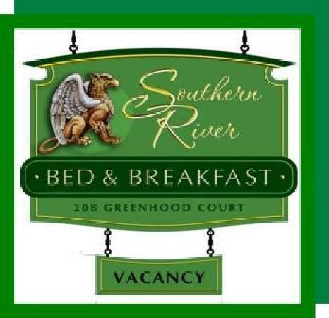 Southern River B&B: logo