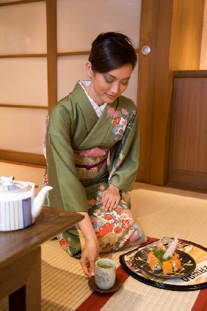 Kamon Japanese Restaurant & Steakhouse: Great Services @ Kamon, Bangkok.