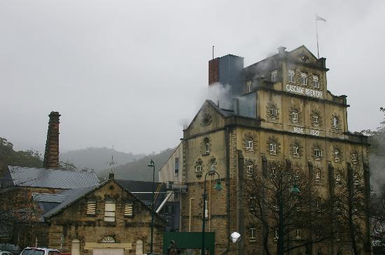 The Cascade brewery exterior
