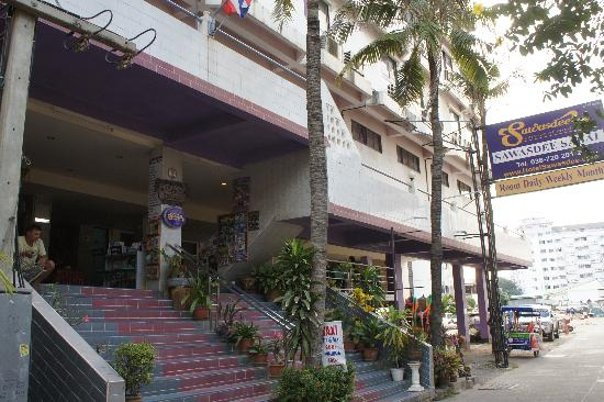 Sawasdee Sabai: Hotelの外観