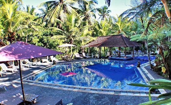 Bali Spirit Hotel and Spa: Pool site